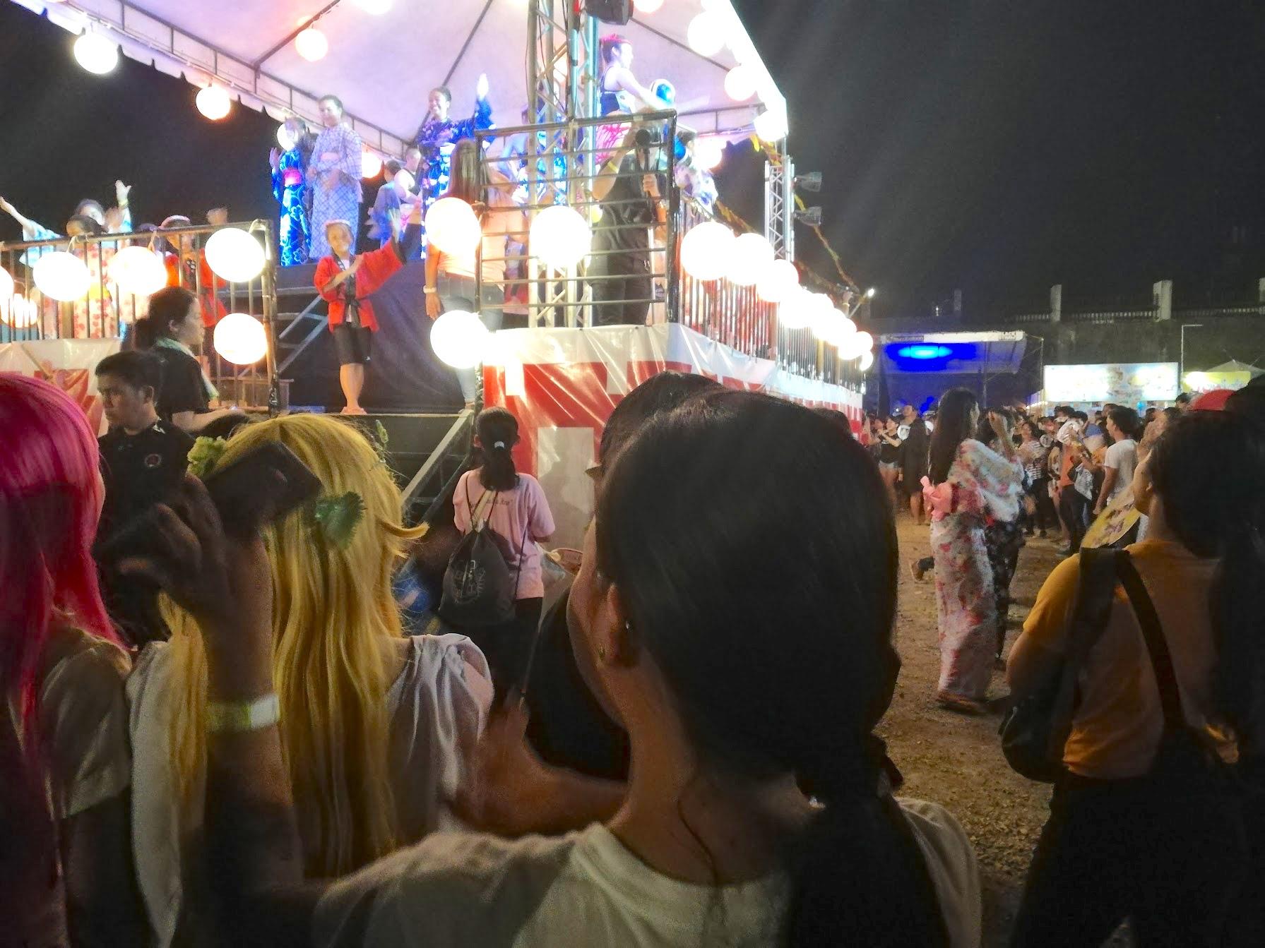 【日本祭り】セブ盆踊り大会2018に参加してきた!【フィリピン最大級】