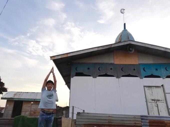 セブ島バジャウ:モスク