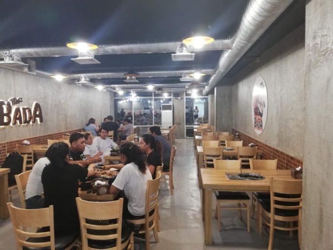 セブ韓国焼肉BADA、店内の様子2