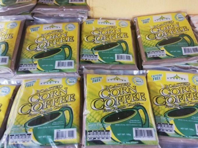 フィリピン留学、コーンコーヒー