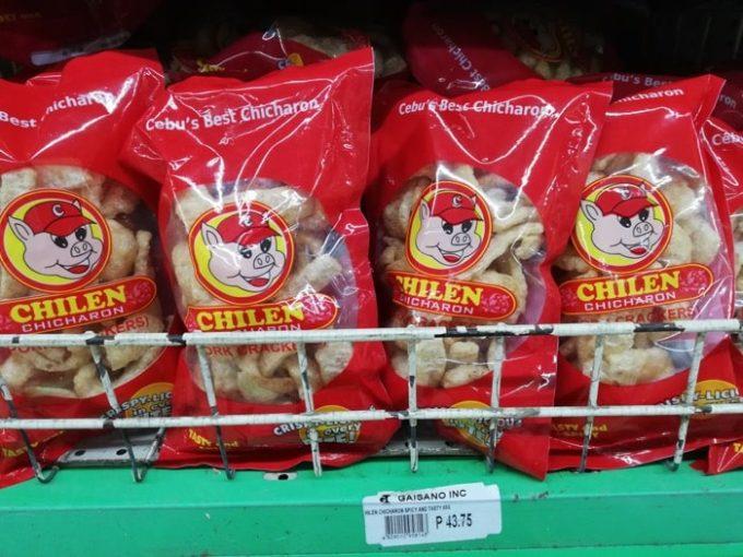 フィリピン土産、チッチャロン