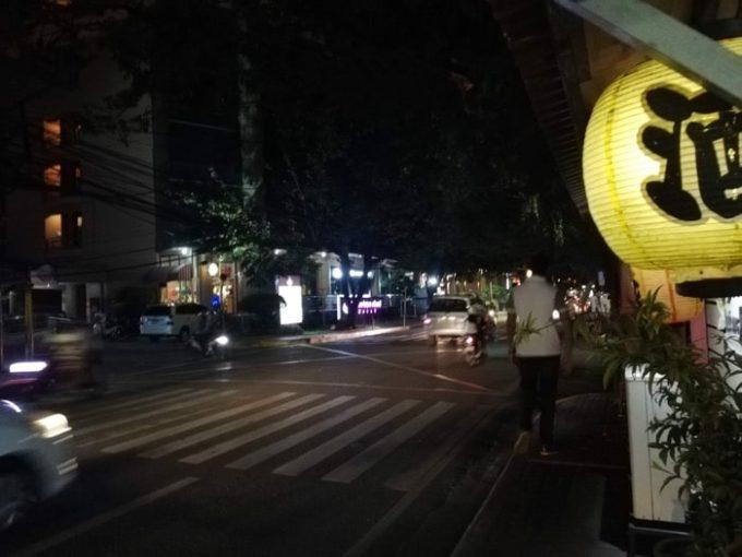 マボロ日本食 サロッサホテル近く