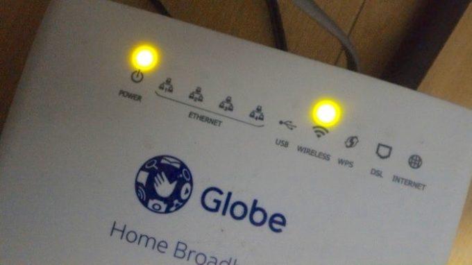 フィリピン、GLOBE固定回線