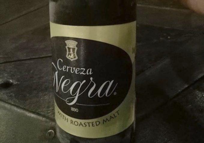 サンミゲル 黒ビール