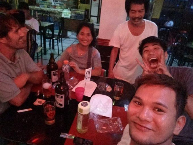 フィリピン、飲み会