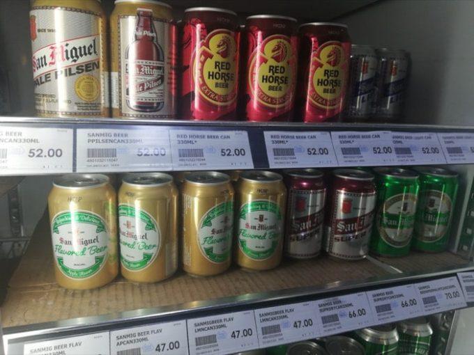 フィリピン、ビール