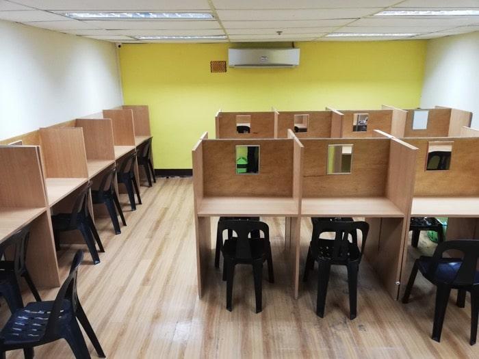 サウスピーク、オリジナル校、多目的自習室