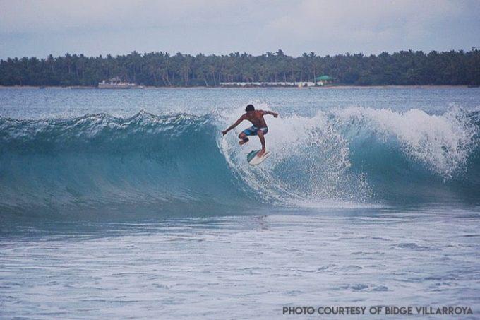 フィリピンサーフィン、ソルソゴン