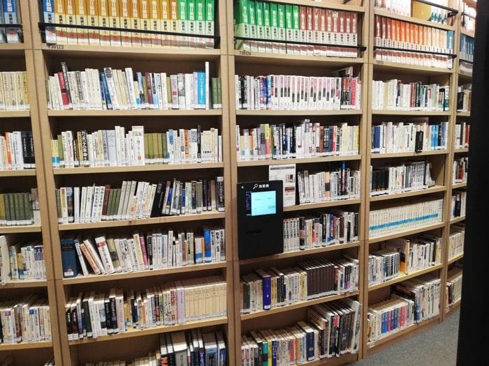 海老名ツタヤ図書館:3F