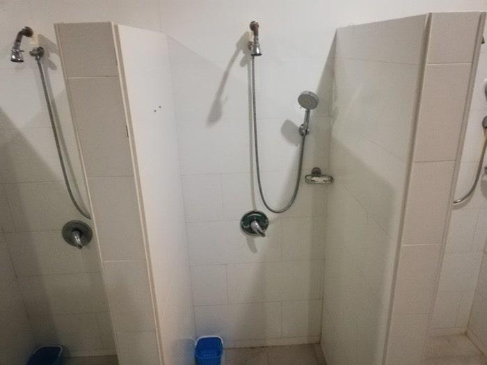 グランドスパ:シャワー