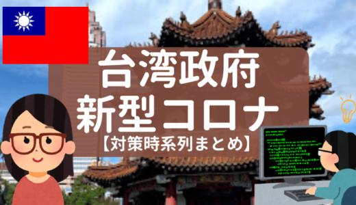 【台湾版】新型コロナウィルスの倒し方|時系列まとめ