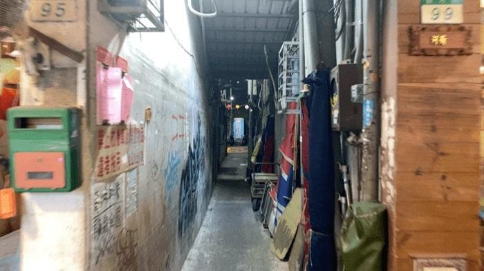 饒河街観光夜市:トイレ